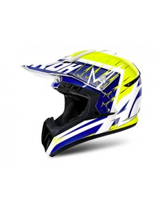 Casco AIROH Switch 2018 Startruck Yellow gloss