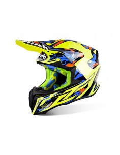 Casco AIROH Twist 2017 TC16 Color Gloss