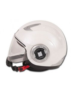 Casco ASTONE MP11 pearl white tg S