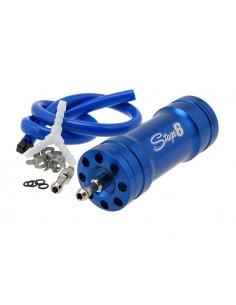 Compensatore di fluidi STAGE6 blu anodizzato