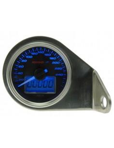Conta km KOSO GP Style (260 km/h) Ø 55 mm