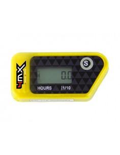 Conta ore 4MX Giallo wireless