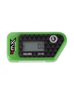 Conta ore 4MX Verde wireless