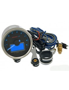 Contagiri KOSO GP Style (9.000 rpm) Ø 55mm sfondo nero