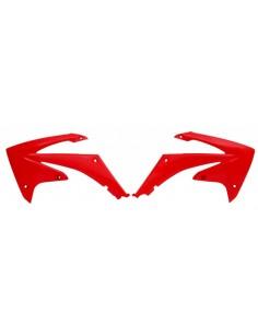 Convogliatori Honda rosso RACETECH x Crf 450 09/11 250 10/11