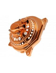Coperchio pompa acqua STR8 arancio x Minarelli orizzontale