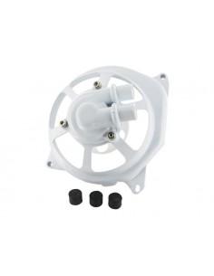 Coperchio pompa acqua STR8 bianco x Minarelli orizzontale