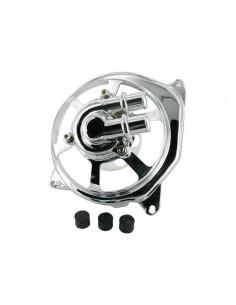 Coperchio pompa acqua STR8 cromato x Minarelli orizzontale