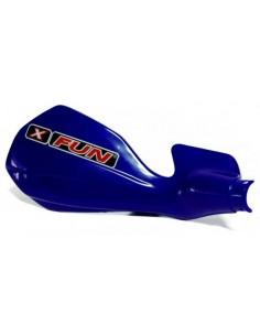 Coppia paramani blu XFUN Yamaha YZ/YZF