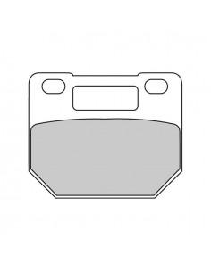 Coppia pastiglie FERODO Platinum road compatibili con pinza STAGE6 R/T 4 pistoncini