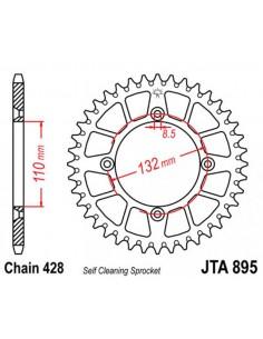 Corona JT Z48 in alluminio x Ktm 85 dal 2004