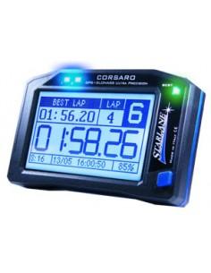 Cronometro GPS STARLANE CORSARO con sonda temperatura acqua ( limitata a 165 kmh )