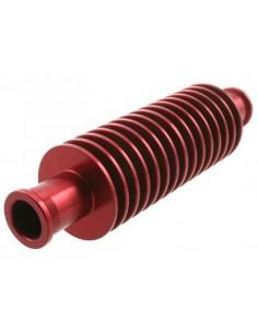 Dissipatore STR8 rosso ( esterno 17mm - interno 13mm )