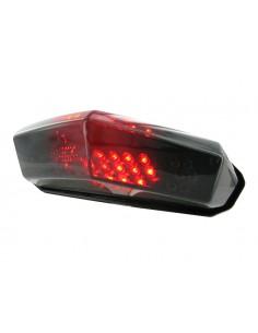 Fanale posteriore STR8 LED universale con frecce