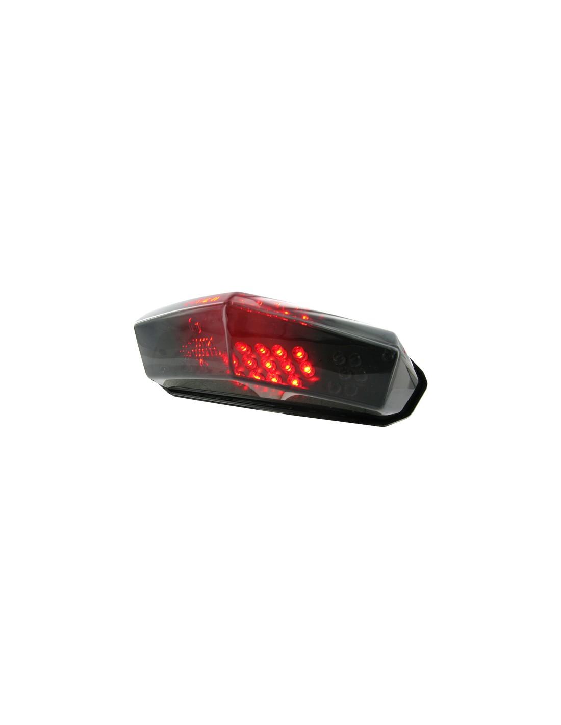 faro posteriore moto  Fanale posteriore STR8 LED universale con frecce