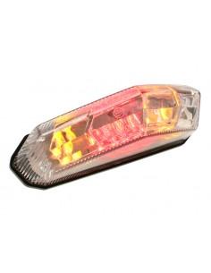 Fanale posteriore STR8 LED universale omologato con frecce