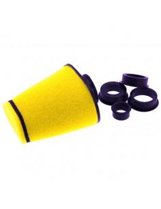 Filtro aria ONE Trapeze giallo