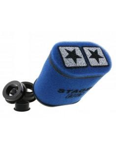 Filtro aria STAGE6 Double-Layer blu versione ovale
