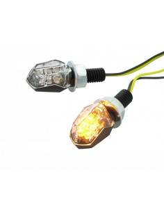 Frecce STR8 Mini nere a LED omologate