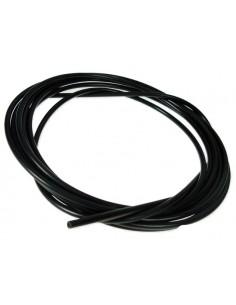 Guaina nera cavo gas con inserto in PVC ( prezzo al metro )
