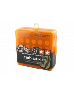 Kit 10 getti 5mm STAGE6 x Dellorto dal 88 al 110