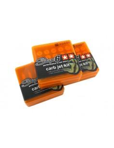 Kit 10 getti 6mm STAGE6 x Dellorto dal 98 al 120