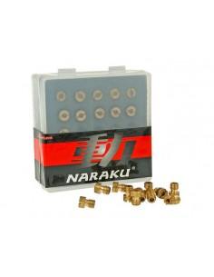 Kit 10 getti m5 NARAKU ( da 100 a 120 )