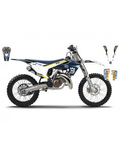 2016 x Factory graphics Kit Husqvarna TC/FC 2016