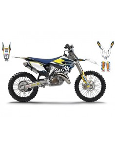 2016 x Factory graphics Kit Husqvarna TE/FE 2016