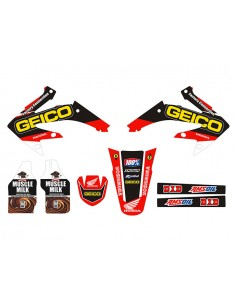 Kit adesivi grafiche Geico HM 50 2006/2018