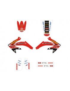 Kit adesivi grafiche HM CRE 50 2006/2015 HM Racing Zanardo