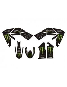 Kit adesivi grafiche Monster 2013 x Aprilia SXV