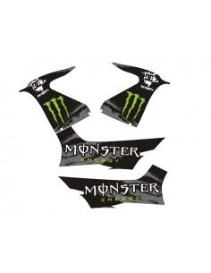 Kit adesivi grafiche Yamaha Aerox / MBK Nitro Monster combo A