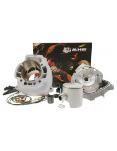 Gruppo termico MALOSSI MHR Team Big Bore 86cc x Piaggio-Gilera (corsa 44mm) sp.13 Biella 85
