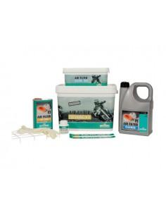 Kit MOTOREX x pulizia e oliatura filtri aria