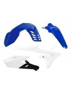 Kit plastiche blu Yamaha RACETECH x WRF 250 2015-2016 WRF 450 2016