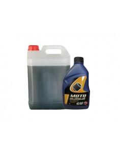 Kit pulizia filtro aria (1 lt olio filtro ELF - 5 lt detergente POLIAIR)