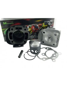 Kit TOP BLACK TROPHY 70cc x Minarelli orizzontale AC sp.10mm
