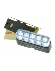 Luce targa STR8 a LED omologato CE