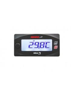 Mini termometro KOSO MINI 3 retroilluminato