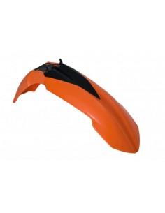 Parafango anteriore KTM arancio RACETECH x Exc 08/12 Sx 07/12