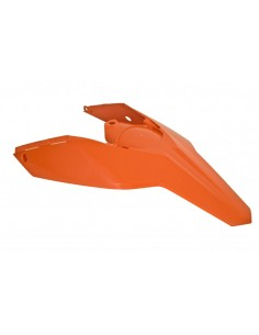 Parafango posteriore KTM arancio RACETECH x Sx 07/10