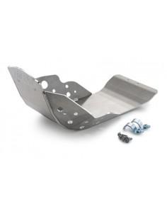Paramotore alluminio KTM exc-f 400/450/530 2008-2011
