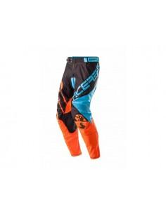 Pantalone ACERBIS 2017 MX X-gear Blu-Arancio