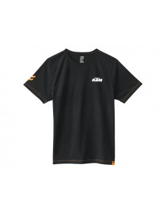 T-Shirt KTM Racing tee black