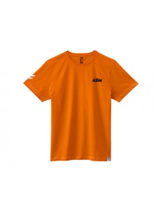 T-Shirt KTM Racing tee orange