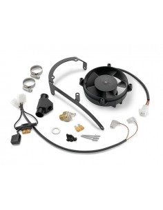 Ventola radiatore KTM 2 tempi