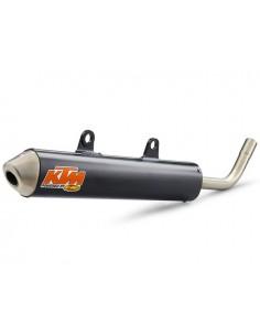 Silenziatore Factory SXS x KTM 125 sx 04/15 150 sx 09/15 125 exc 05/16