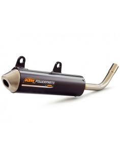 Silenziatore Factory SXS x KTM 250sx 11/16