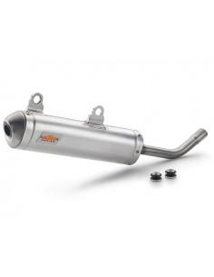 Silenziatore Factory x KTM 125 sx 05/15 150 sx 04/15 125 exc 09/16